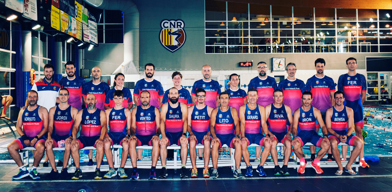 L'equip de triatló aconsegueix l'ascens a 1a Divisió Catalana en la modalitat de Duatló de Carretera