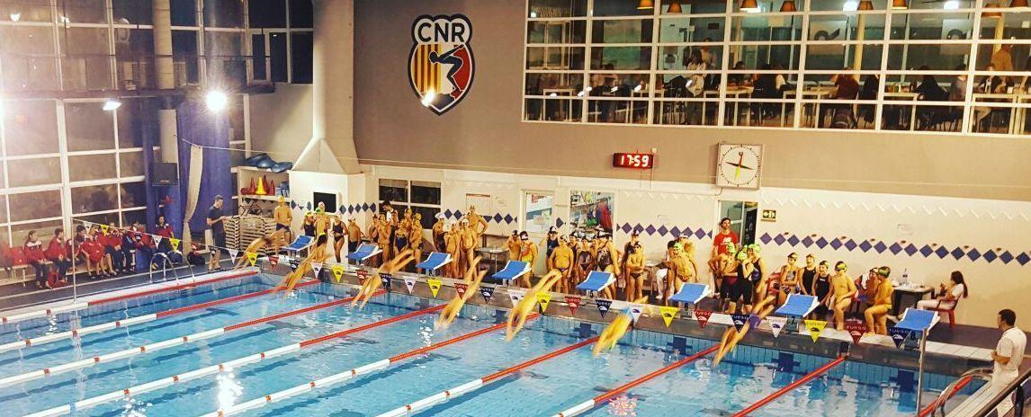 Últimes cites de la secció de natació abans de setmana santa