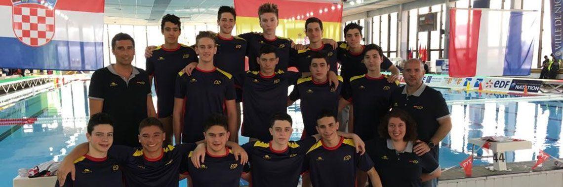 David de Requesens viatja a Niza per disputar el torneig classificatori pel Campionat d'Europa amb la selecció espanyola cadet