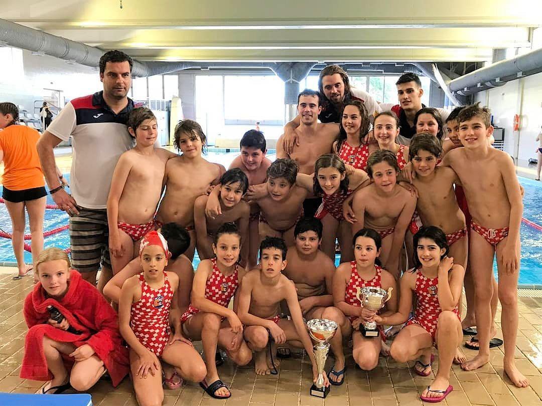 CAMPIONS! L'Aleví A s'emporta el XXXIV Trofeu Rafael Feliz de waterpolo