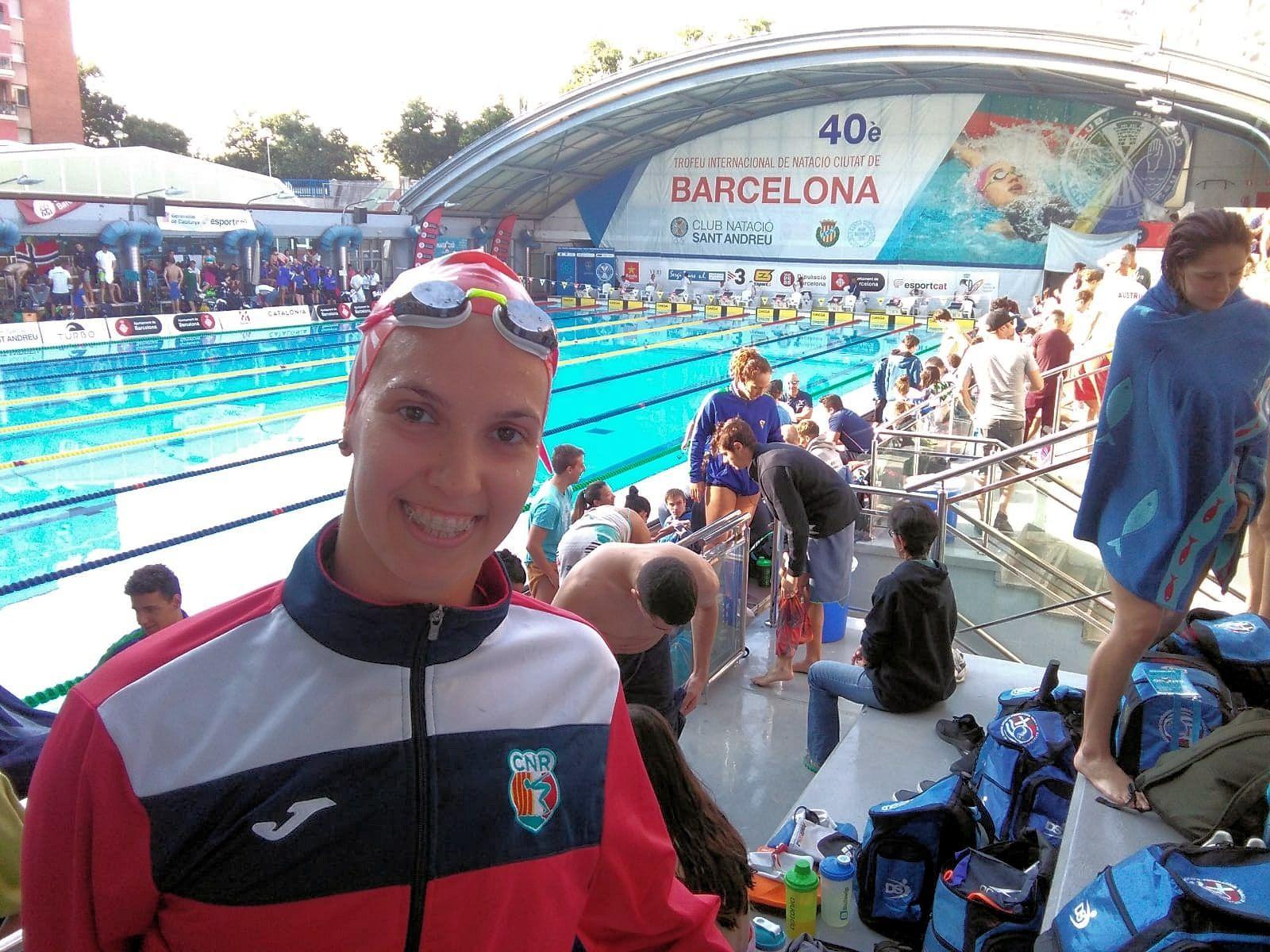 Silvia Martí participa al prestigiós Trofeu Internacional Ciutat de Barcelona