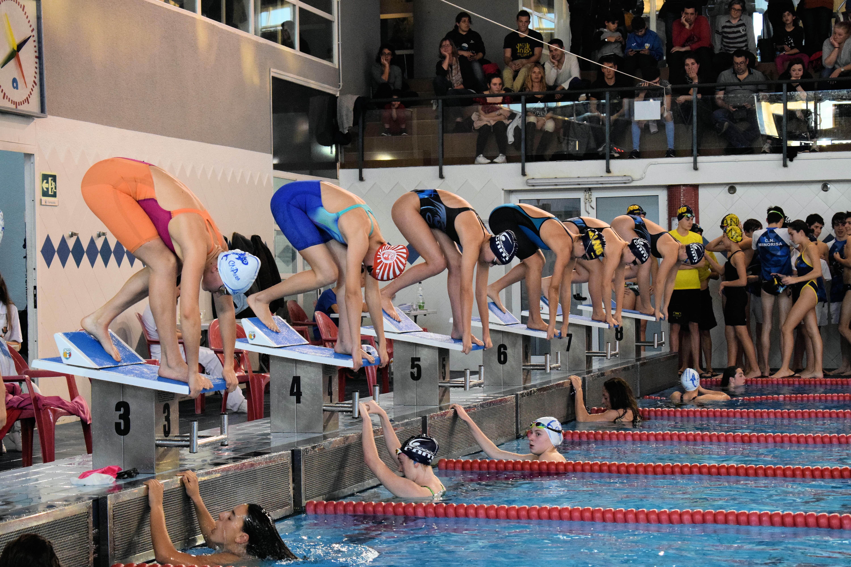 Temporada de rècord: 18 rècords del Club batuts en natació la temporada 2018/2019