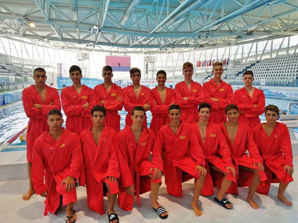Setena plaça per David de Requesens al Campionat d'Europa Cadet amb la selecció espanyola a Bulgària
