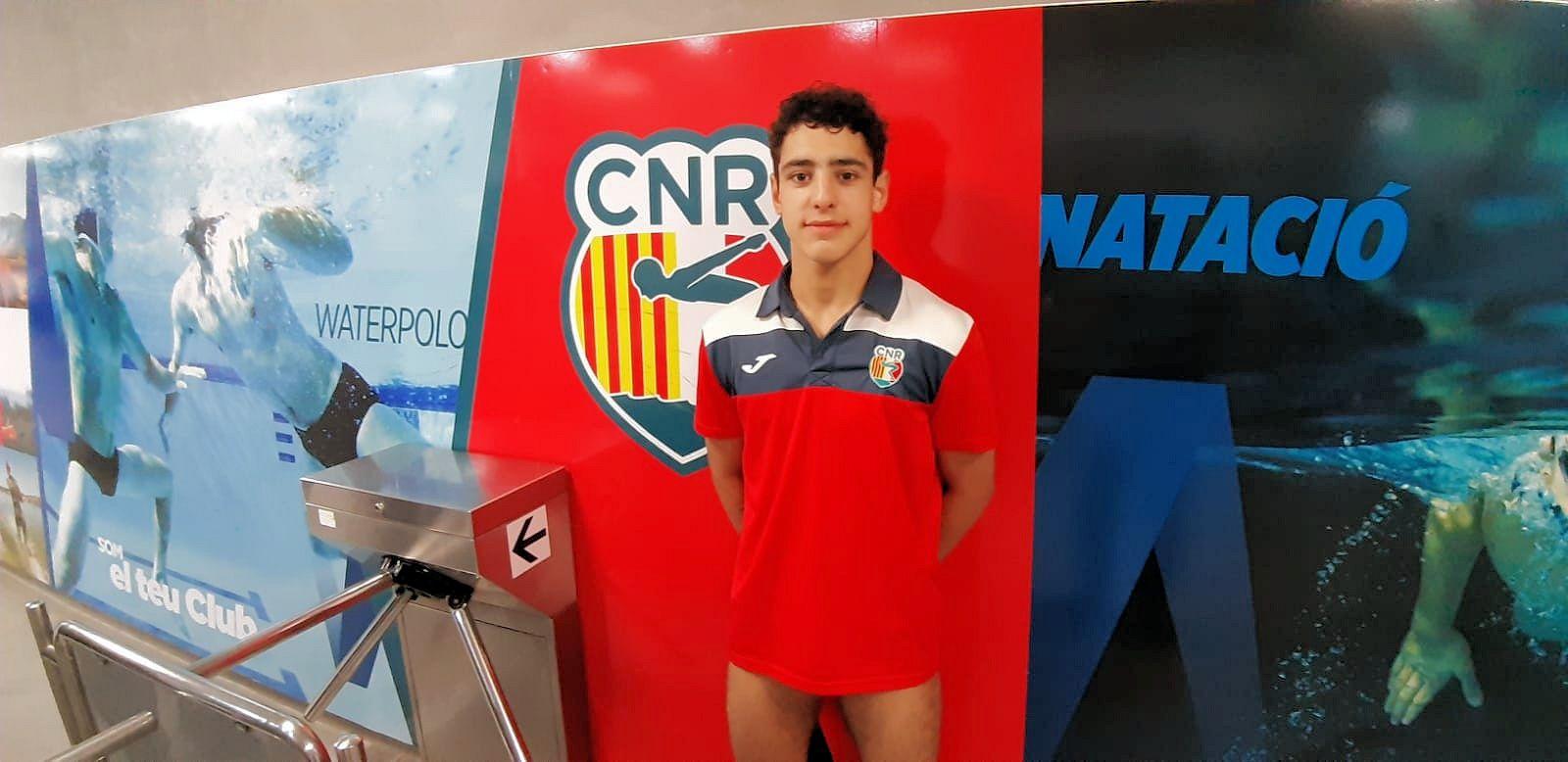 David de Requesens convocat per disputar el Campionat d'Europa Cadet Masculí amb la selecció espanyola de waterpolo a Bulgària