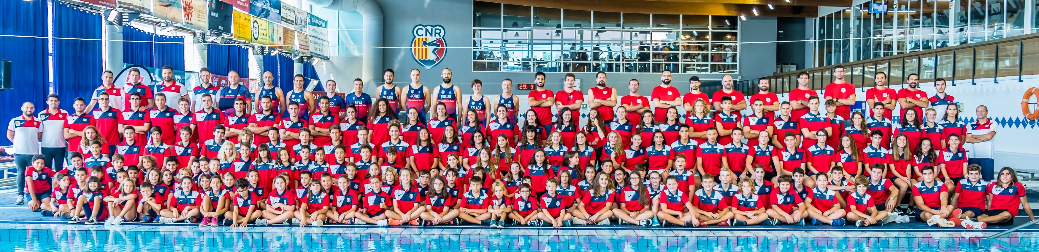 El Club Natació Rubí, 14è millor club de Catalunya la temporada 2018/2019 segons la Federació Catalana de Natació