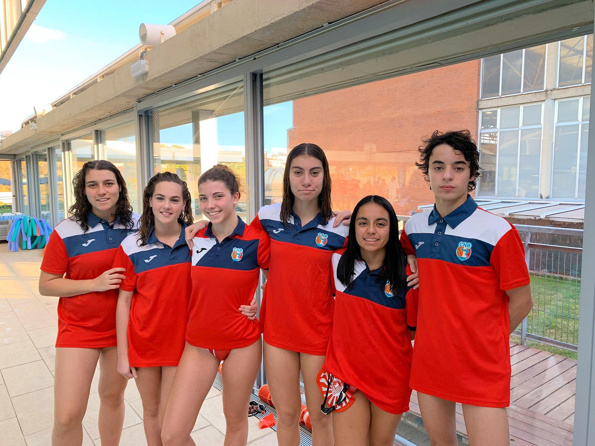 Últimes competicions de natació abans de les primeres cites importants de la temporada