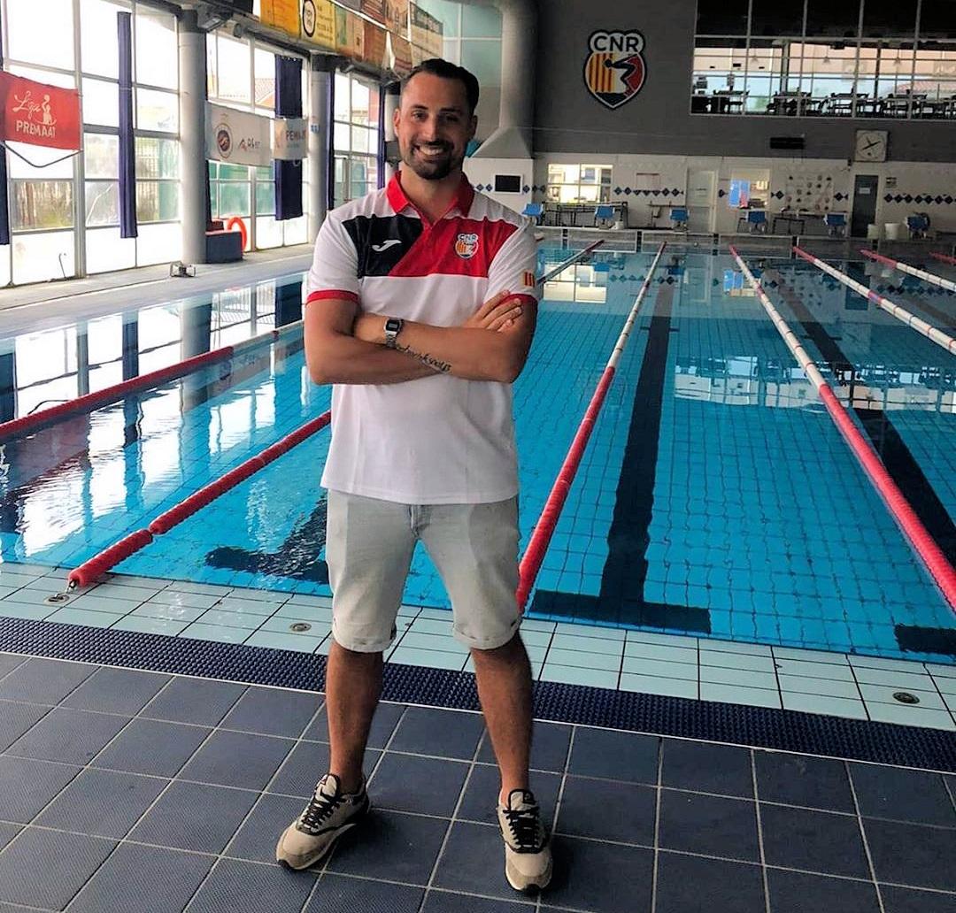 Manel Llobregat, nou entrenador de l'Absolut Femení de waterpolo